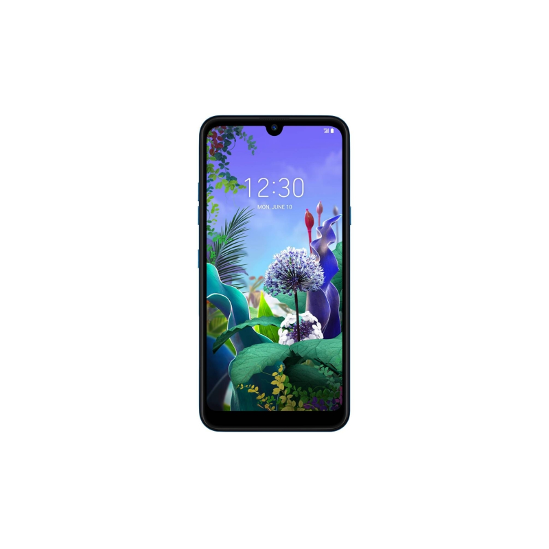 LG Q60 Dual Sim 64GB - Moroccan Blue EU Angebot