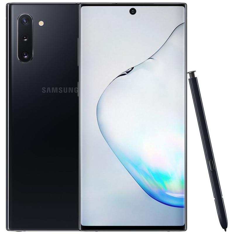 Samsung Galaxy Note 10 N970 Dual Sim 256GB - Aura Black EU