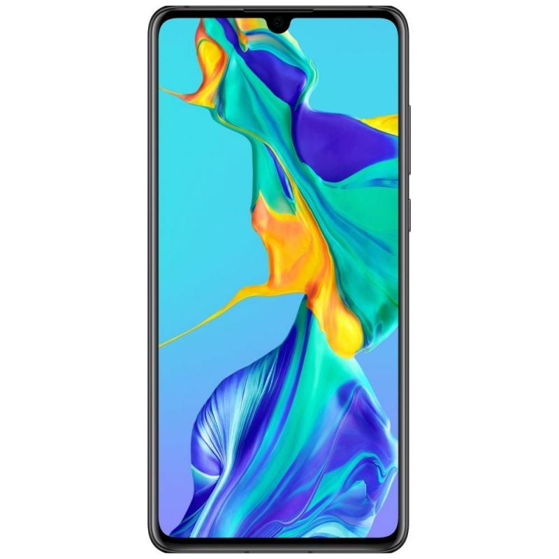 Huawei P30 Dual Sim 128GB - Black EU
