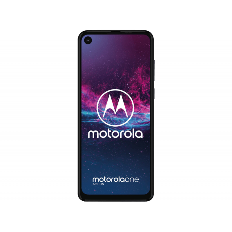 Motorola XT2013-1 Moto One Action Dual Sim 128GB - Denim Blue EU