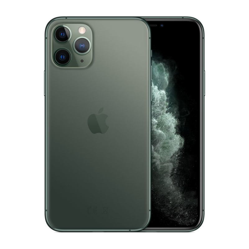 Apple iPhone 11 Pro 256GB - Midnight Green DE