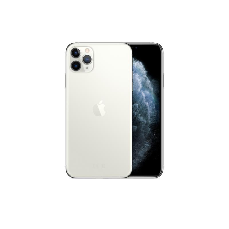 Apple iPhone 11 Pro Max 512GB - Silver DE