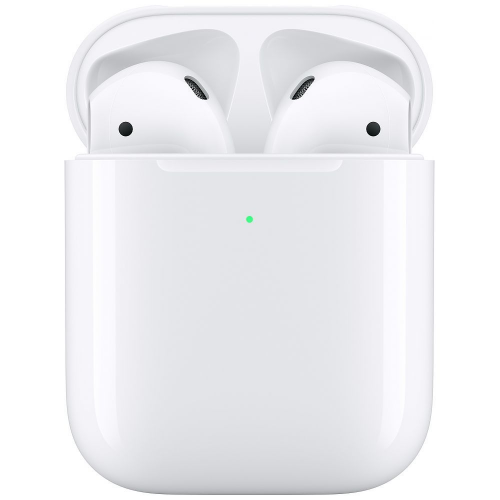 Apple AirPods 2 with Wireless Charging Case - White EU