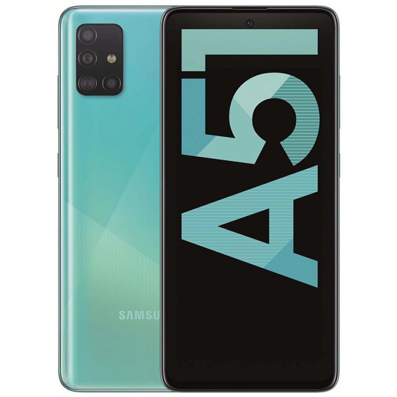 Samsung Galaxy A51 A515 Dual Sim 4GB RAM 128GB - Prism Crush Blue EU