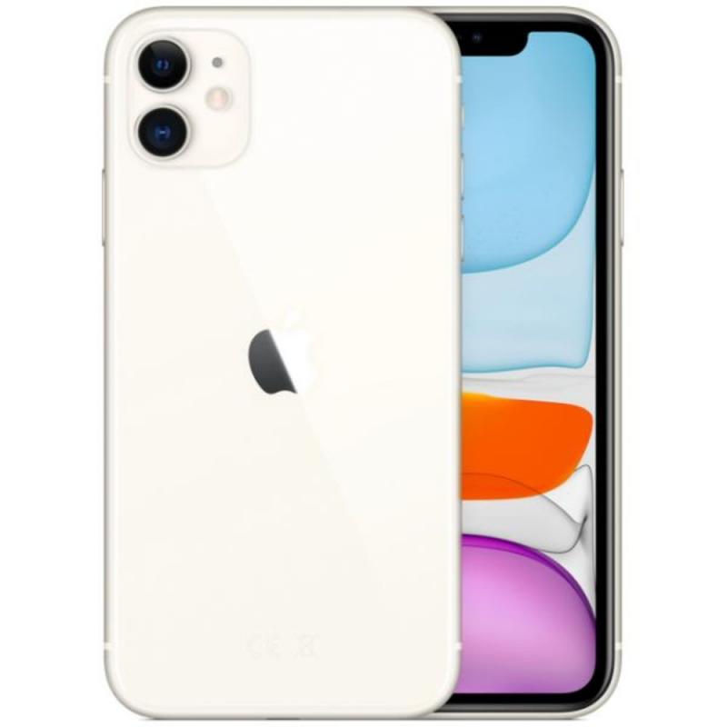 Apple iPhone 11 128GB - White DE