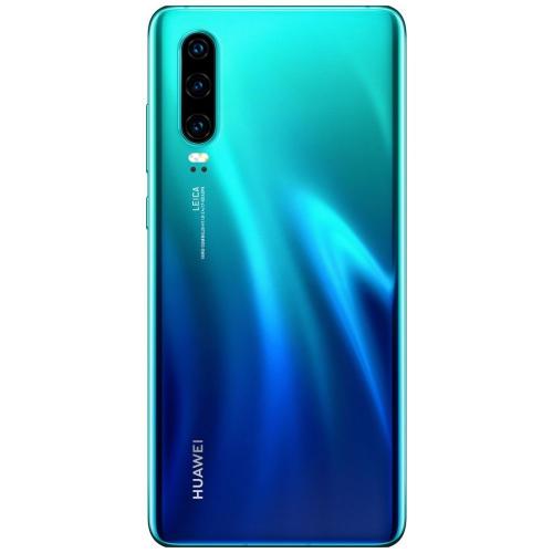 Huawei P30 Dual Sim 128GB - Aurora Blue EU