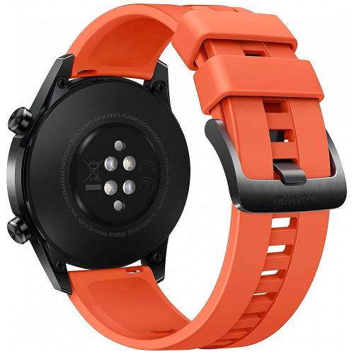 Watch Huawei Watch GT 2 Sport 46mm - Orange EU
