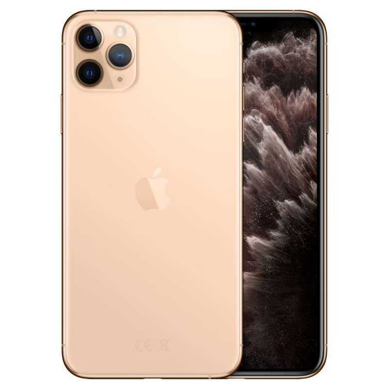 Apple iPhone 11 Pro Max 64GB - Gold DE
