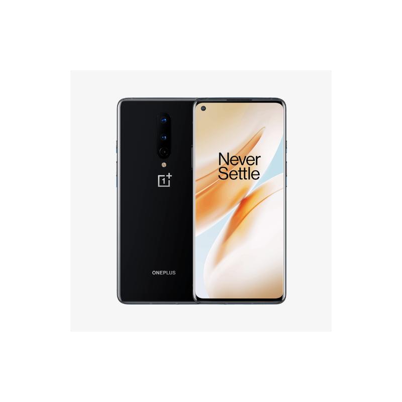 OnePlus 8 5G Dual Sim 8GB RAM 128GB - Onyx Black EU