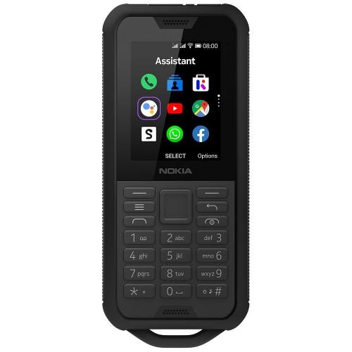 Nokia 800 Tough Outdoor Dual Sim - Black EU