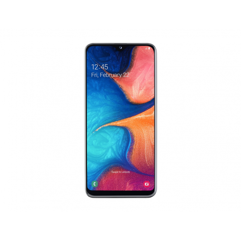 Samsung Galaxy A20e A202 Dual Sim 3GB RAM 32GB - White EU