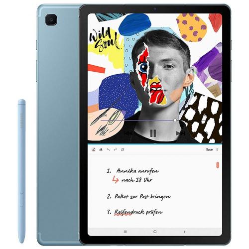 Tablet Samsung Galaxy Tab S6 Lite P610 10.4 WiFi 64GB - Blue EU