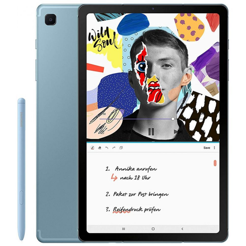 Tablet Samsung Galaxy Tab S6 Lite P610 10.4 WiFi 64GB - Blue EU