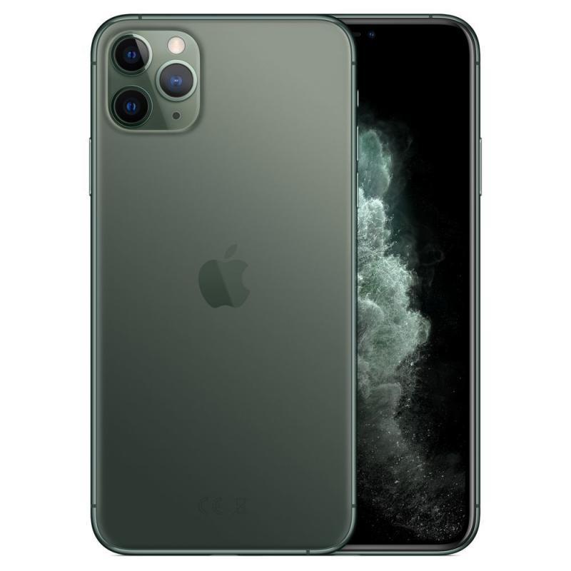 Apple iPhone 11 Pro Max 256GB - Midnight Green DE