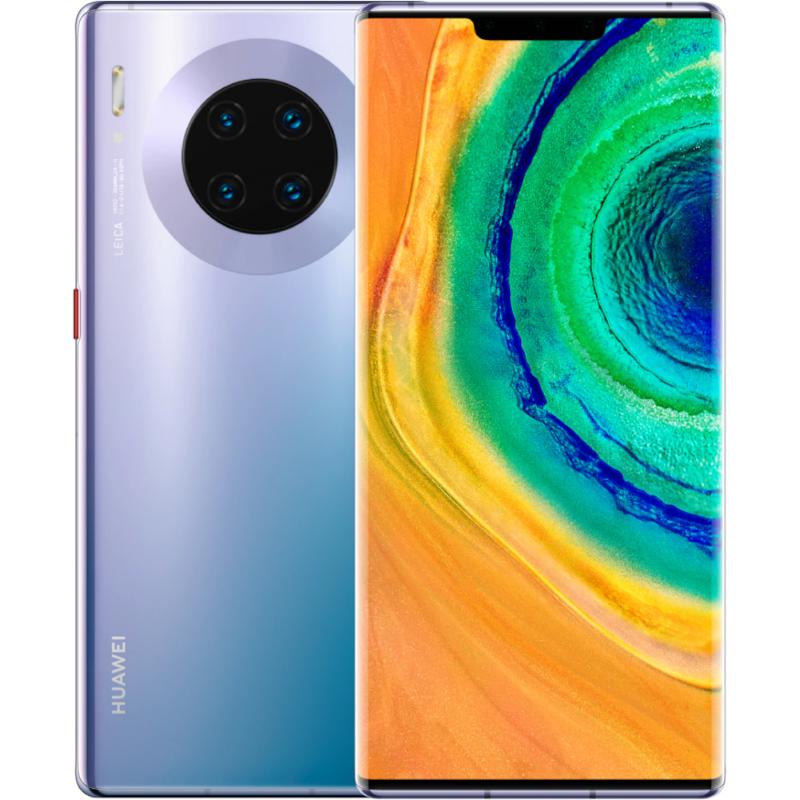Huawei Mate 30 Pro Dual Sim 8GB RAM 256GB - Space Silver EU