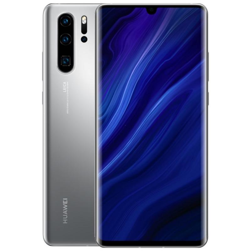 Huawei P30 Pro New Edition Dual Sim 8GB RAM 256GB – Silver Frost DE