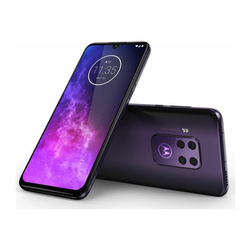 Motorola XT2010-1 One Zoom Dual Sim 4GB RAM 128GB - Purple EU