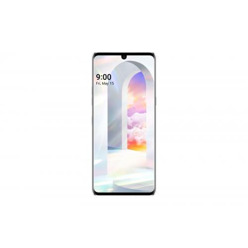 LG Velvet 5G Dual Sim 128GB - White EU