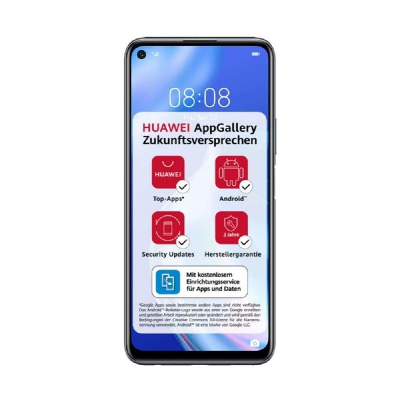 Huawei P40 Lite 5G Dual Sim 6GB RAM 128GB - Black EU