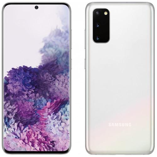 Samsung Galaxy S20+ G986B 5G Dual Sim 128GB - White EU