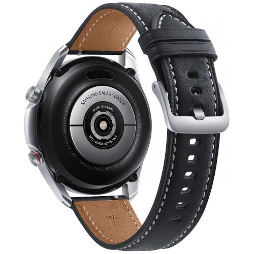 Watch Samsung Galaxy 3 R840 45mm BT Aluminum - Silver EU