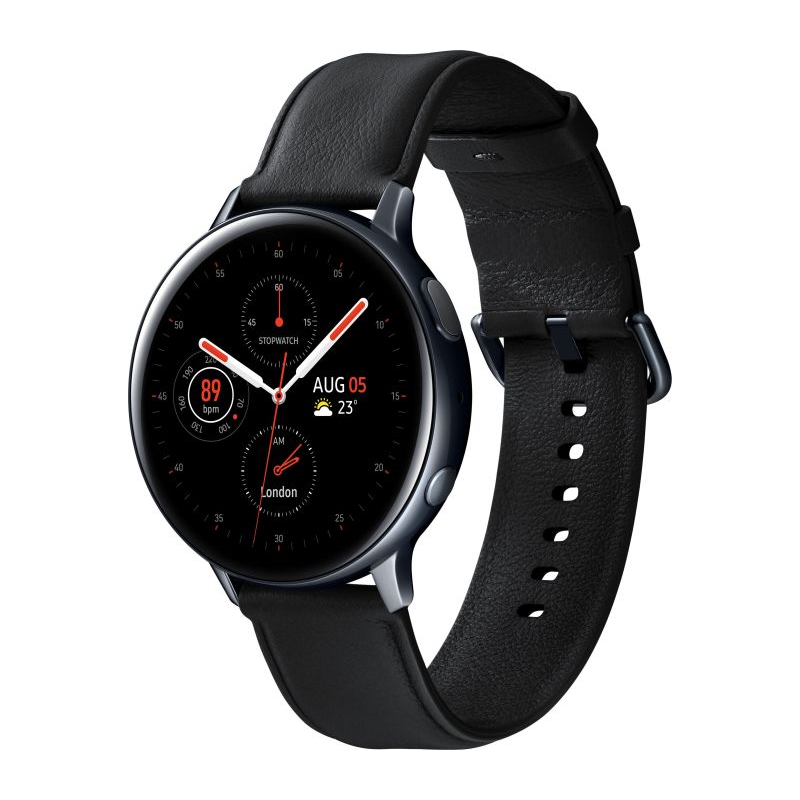 Watch Samsung Galaxy Active 2 R820 44mm Stainless - Black EU