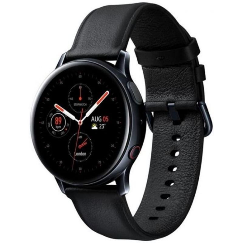 Watch Samsung Galaxy Active 2 R830 40mm Stainless - Black EU