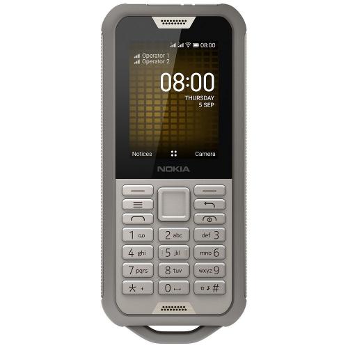 Nokia 800 Tough Dual Sim - Sand EU