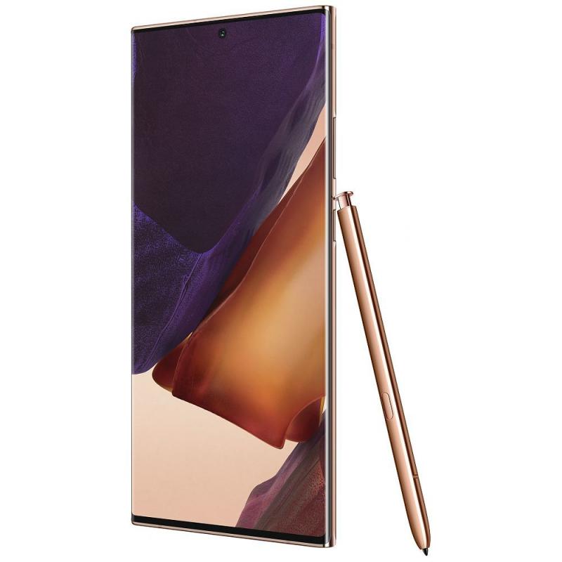 Samsung Galaxy Note 20 Ultra 5G Dual Sim 256GB - Bronze EU