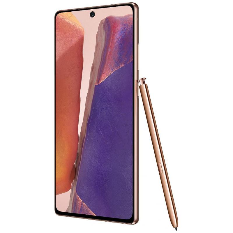 Samsung Galaxy Note 20 5G Dual Sim 256GB - Bronze EU