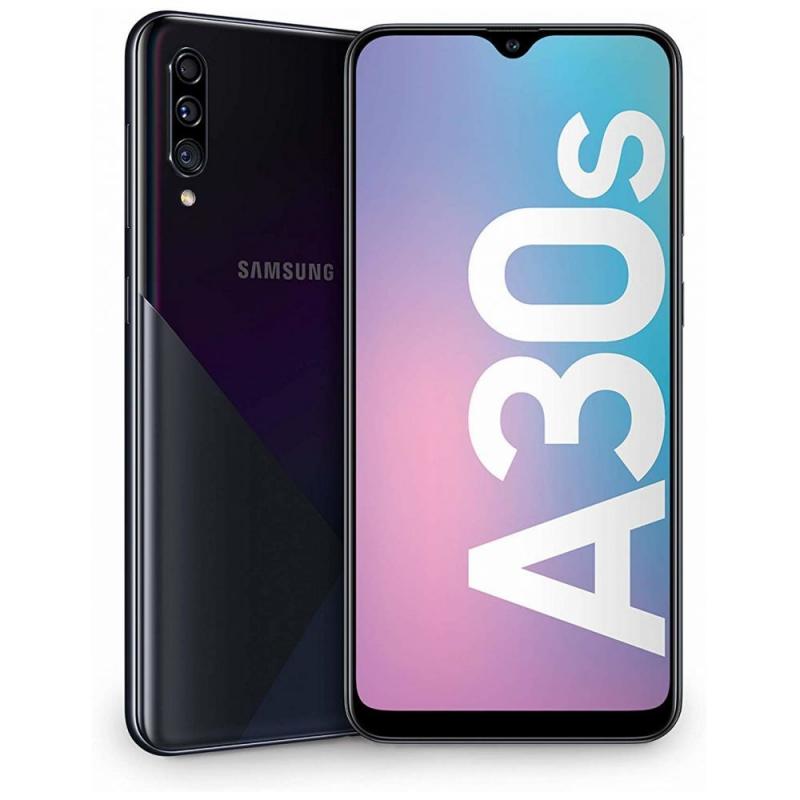 Samsung Galaxy A30S A307 Dual Sim 4GB RAM 128GB - Black EU