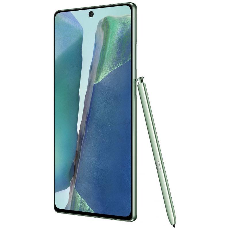 Samsung Galaxy Note 20 N981B 5G Dual Sim 256GB - Green EU