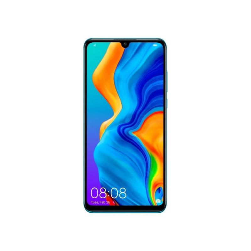 Huawei P30 Lite New Edition Dual Sim 6GB RAM 256GB - Peacock Blue DE