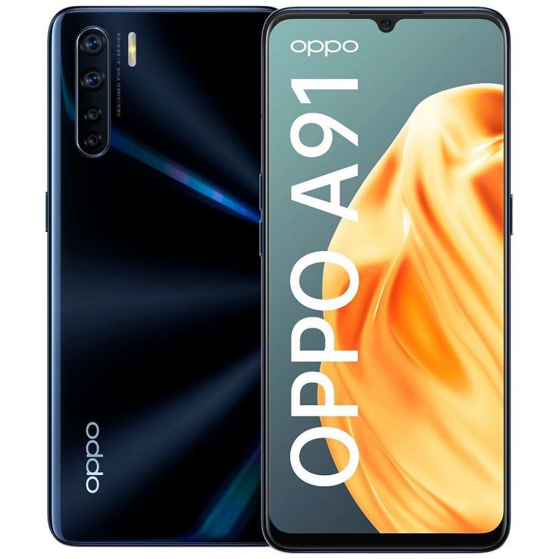 Oppo A91 Dual Sim 8GB RAM 128GB - Black EU