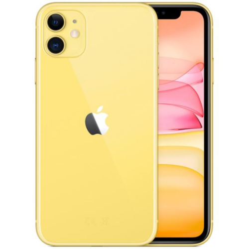 Apple iPhone 11 64GB - Yellow EU