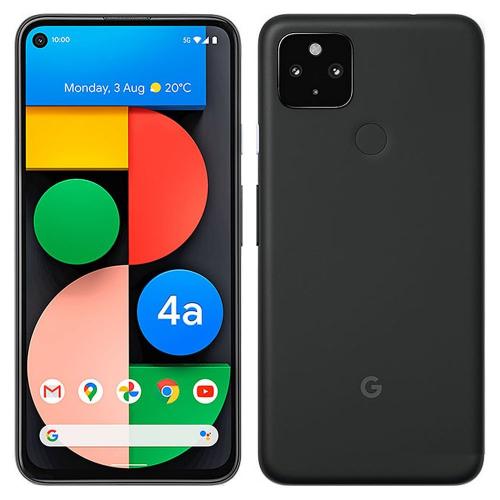 Google Pixel 4a 5G 6GB RAM 128GB - Black DE