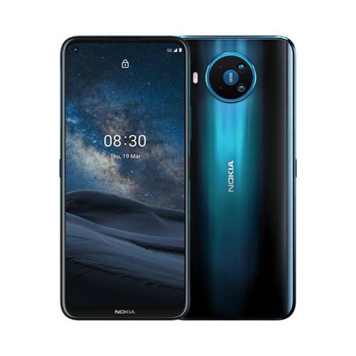 Nokia 8.3 5G 8GB / 128GB Daul Sim - Blue EU
