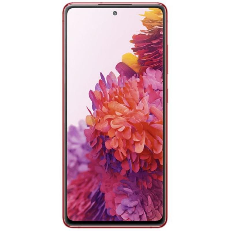 Samsung Galaxy S20 FE G780 LTE Dual Sim 128GB - Red DE