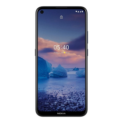 Nokia 5.4 Dual Sim 4GB RAM 64GB – Blau, Polar Night EU
