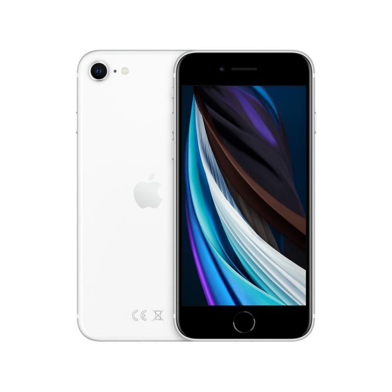 Apple iPhone SE 256GB - Weiss EU