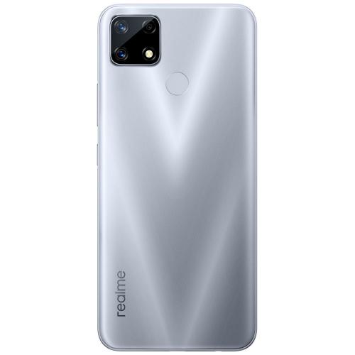 Realme 7i Dual Sim 4GB RAM 64GB - Silver EU