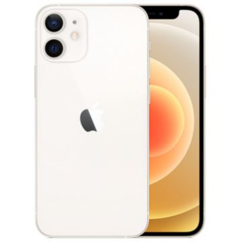 Apple iPhone 12 mini 64GB - White DE