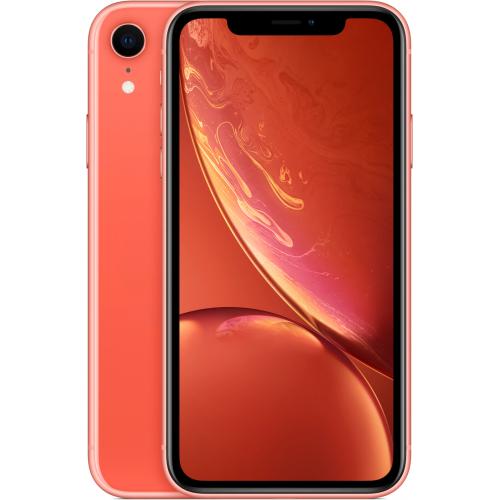 Apple iPhone XR 128GB Coral DE