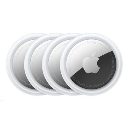 Apple Airtag 4 Pack - White EU