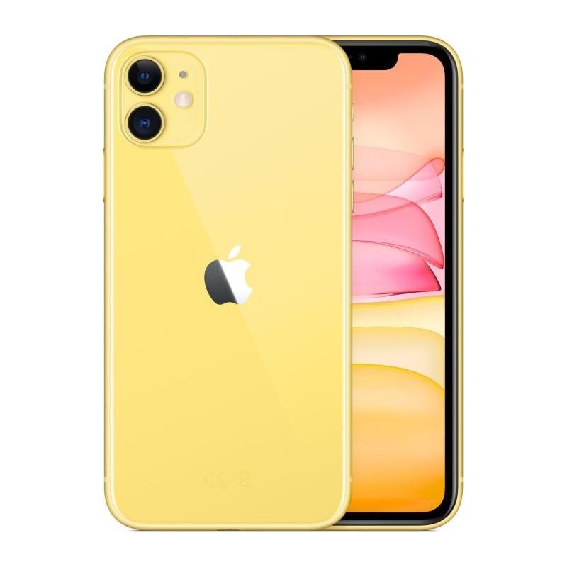 Apple iPhone 11 128GB - Yellow DE