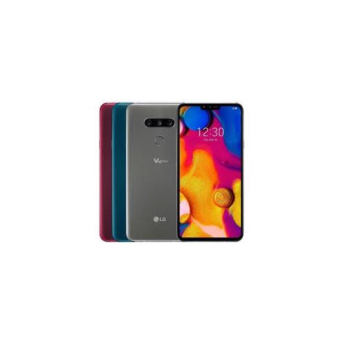 LG V40 Dual Sim 128GB - Grey DE
