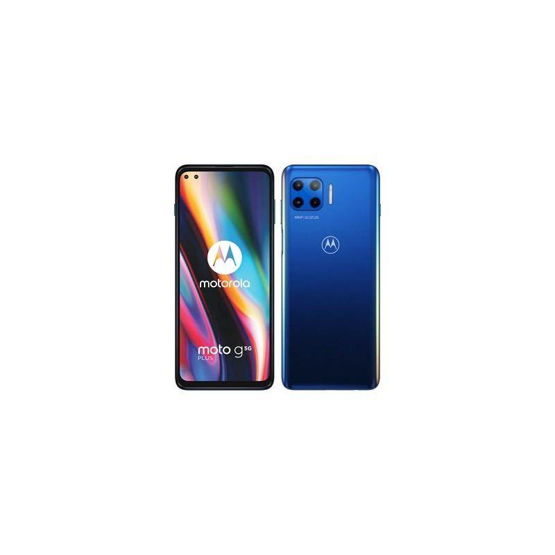 Motorola XT2075-3 Moto G Plus 5G Dual Sim 4GB RAM 64GB - Blue EU