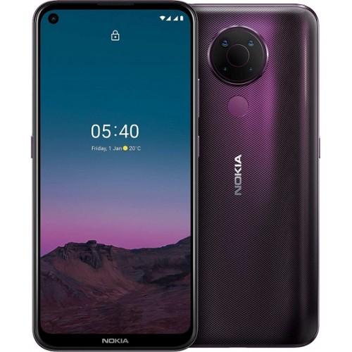 Nokia 5.4 Dual Sim 4GB RAM 64GB - Purple EU