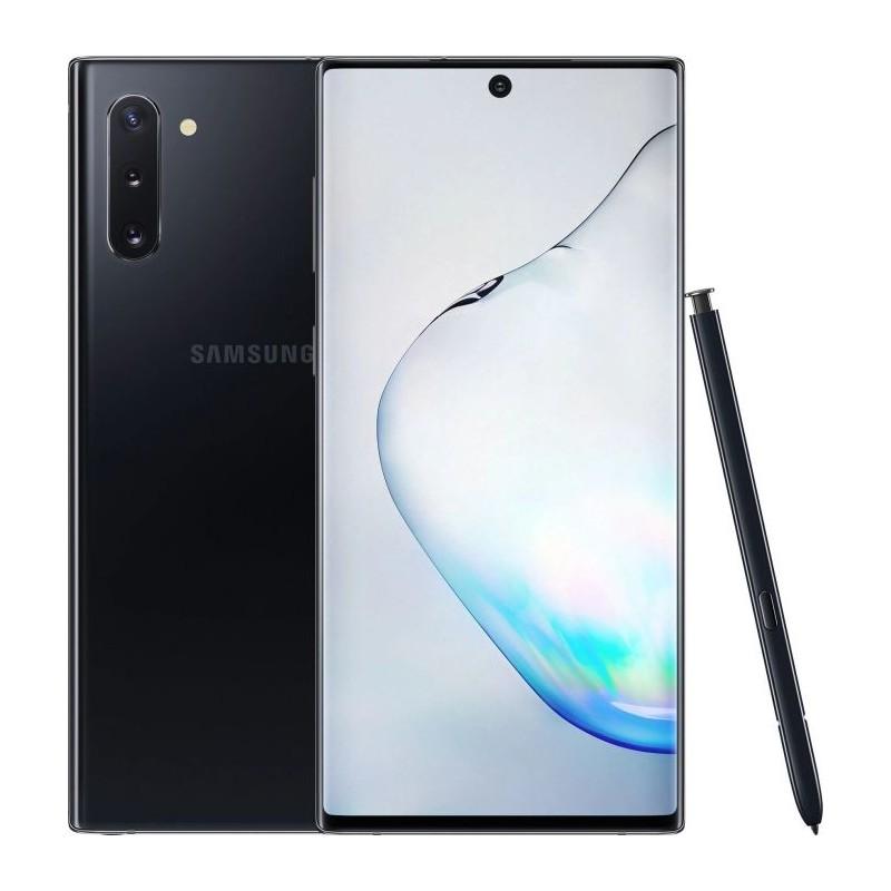 Samsung Galaxy Note 10 N970F Dual Sim 8GB RAM 256GB - Aura Black DE
