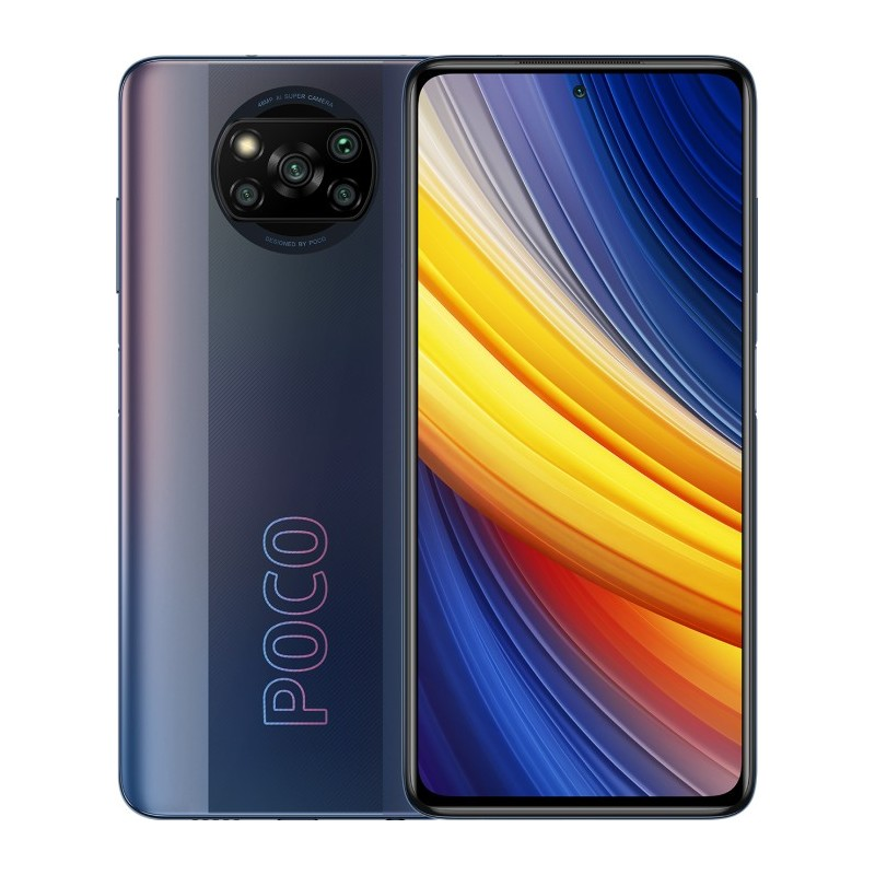 Xiaomi Poco X3 Pro Dual Sim 6GB RAM 128GB - Black EU
